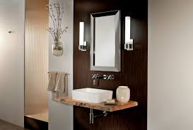 bathroom cabinet accessories with contemporary bathroom mirror