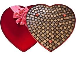 heart box of chocolates 210 pc chocolate heart valentines day li lac chocolates