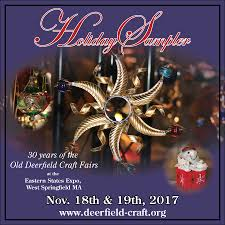 old deerfield craft fairs holiday