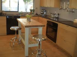 stainless steel kitchen island ikea wooden small ikea portable kitchen island with seating stainless