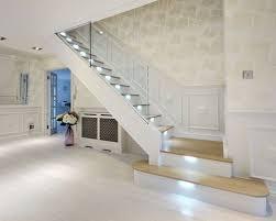 7 ultra modern staircases ultra modern staircase in light oak with led lights