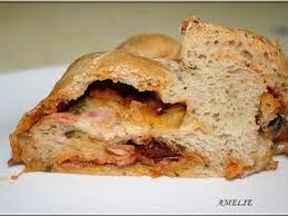 escargot cuisiné pizza escargot geant recette ptitchef