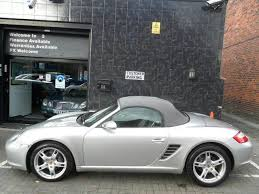 porsche boxster 2005 price used 2005 porsche boxster convertible 2 7 2dr petrol for sale in