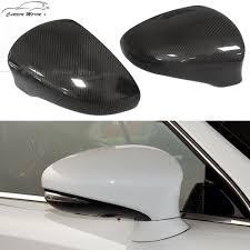lexus is ebay carbon fiber mirror cover for lexus es is ls 2013 2016 ct gs 12