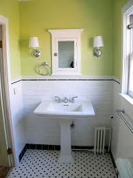 black and white tile bathroom ideas bathroom white subway tile bathroom ideas grey and yellow