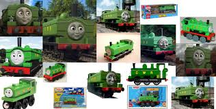thomas friends duck collage pvzboy6215 deviantart