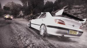 peugeot taxi peugeot 406 taxi by johnas graz need for speed most wanted nfscars