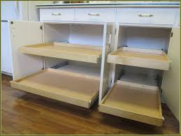 ash wood harvest gold shaker door kitchen cabinet pull out shelves