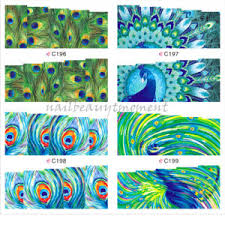 china nail art water transfer decals stickers products npp11