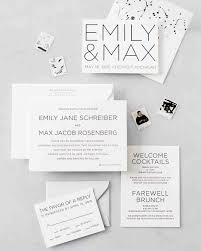 Wedding Invitation Card Fonts The Ultimate Guide To Wedding Fonts Martha Stewart Weddings