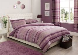 rose floral lilac or teal red duvet cover pcase bedding sets uk
