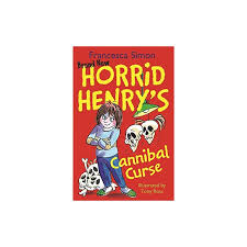 Horrid Henry U0027s Cannibal Curse English Wooks