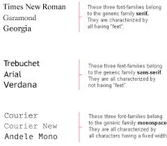 lesson 4 fontsentutorial html net