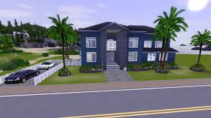 the sims 3 beach house design youtube
