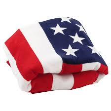 Made In China American Flags American Flag Beach Towel