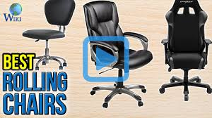 Office Rolling Chairs by Top 10 Rolling Chairs Of 2017 Video Review