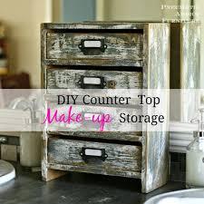 bathroom countertop storage ideas pneumatic addict diy counter top up storage
