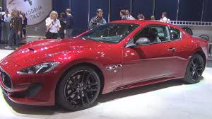 maserati red 2017 maserati granturismo special edition 1 of 400 2017 exterior and