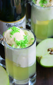 green apple martini green apple ice cream soda float will cook for smiles