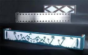 Diy Vanity Lights Vanities Vintage Pressed Glass Ceiling Light Cover Starburst Or