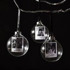 personalised glitter bauble white vinyl wrap and place