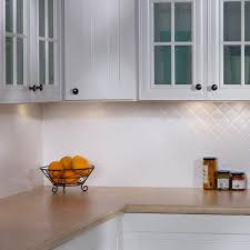 fasade kitchen backsplash panels fasade 18 in x 24 in traditional 1 pvc decorative backsplash