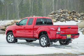 Tacoma Redesign Toyota Tacoma News Photos And Reviews Autoblog