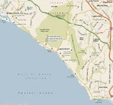 california map laguna emerald bay real estate homes and properties