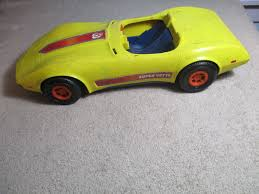 barbie corvette remote control 1979 vtg mattel barbie remote control super vette corvette ebay
