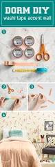What Is Washi Tape Dorm Room Diy 3 Easy And Affordable Ways To Decorate Your Space