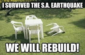 Earthquake Meme - update earthquake memes hit social media rekord east
