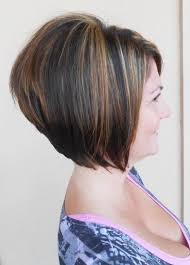photo gallery of short stacked bob hairstyles viewing 13 of 15