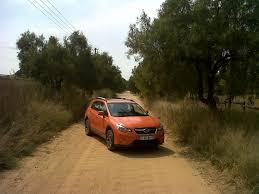subaru xv off road road review subaru xv 2 0i s lineartronic cvt u2022 torquing cars