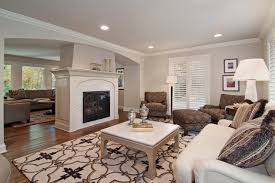 entertainment centers and fireplaces traditional family room