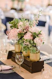 jar flower centerpieces decor jar centerpiece 2794277 weddbook
