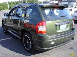 compass jeep 2009 2009 jeep green metallic jeep compass rallye 17250564 photo 4