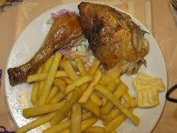 cuisiner cuisse de poulet au four cuisses de poulet au four g