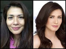 zsazsa celebrities without makeup 2016 philippines pretty andy fotorcreated8