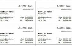 microsoft business card template free download boblab us