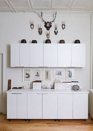 art ideas for above kitchen cabinets