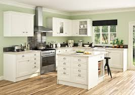 fancy kitchen interior design with mdf breakfast bar table and