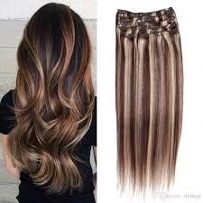hair extensions 7a grade highlight remy human hair extensions
