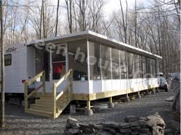Rv Awning Screen Room Hard Top Screen Room Insulated Roof Patio Enclosure Engineered