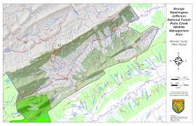 Show Me A Map Of West Virginia by West Virginia Dnr Wma Map Project