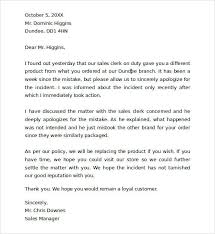 apology letter apology letter to friend for mistake letter to