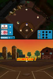 Backyard Baseball 10 Backyard Baseball 10 For Nintendo Ds Nintendo Game Details