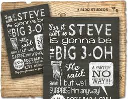 surprise birthday party invitations for men mickey mouse