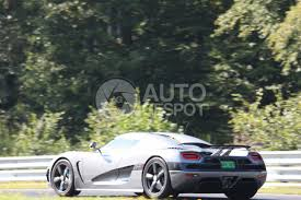 koenigsegg oman koenigsegg agera crashes at the nürburgring