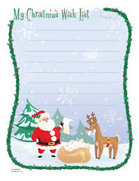 christmas wish list christmas wish list up the child