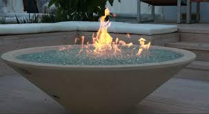 Fire Glass Fire Pit by Fireside U0026 Fire Pits Patio World